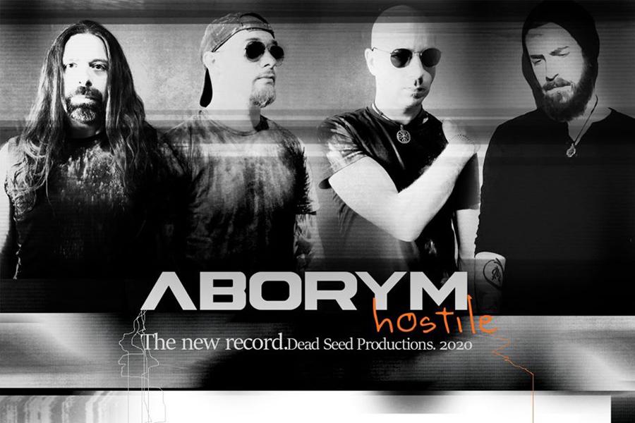 Aborym_HostilePromo