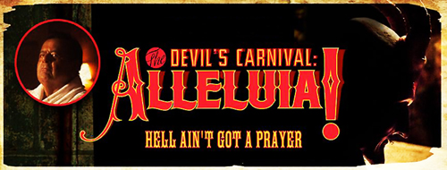 Alleluia! The Devil