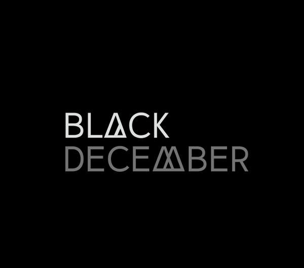 Black December Logo