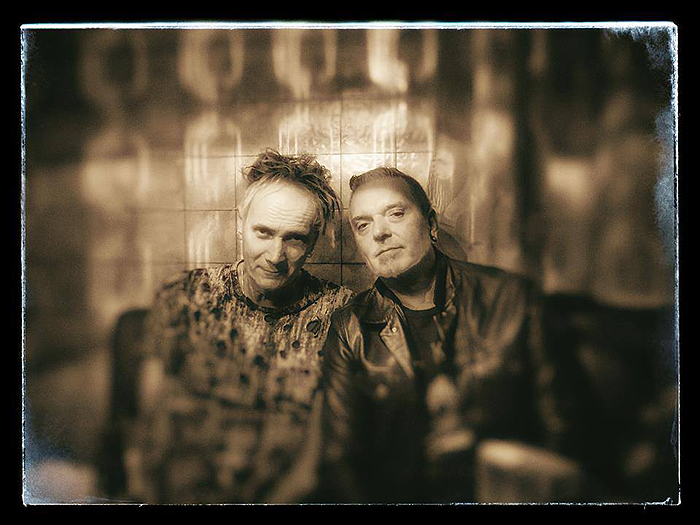 John Fryer & Bill Leeb