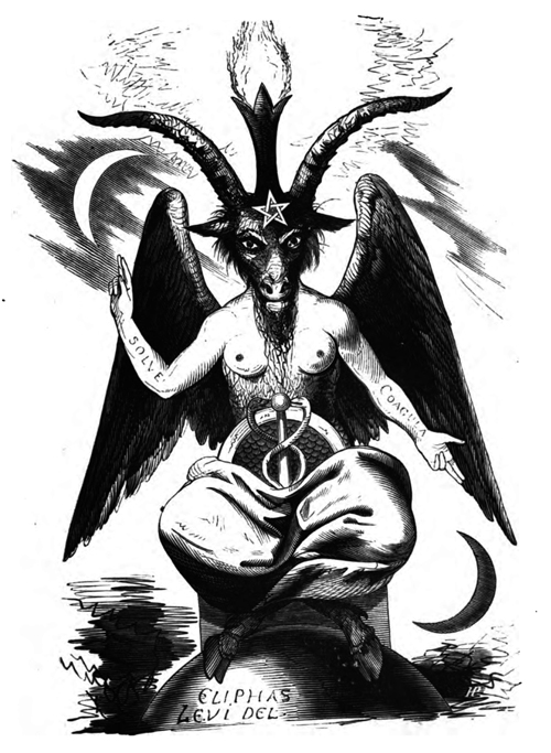 Baphomet - The Left Hand Path