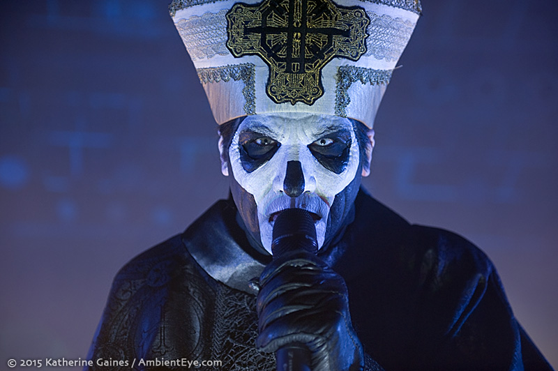 Ghost - live in Silver Spring, MD by Katherine Gaines