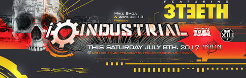 I Love Industrial 2017-07-08