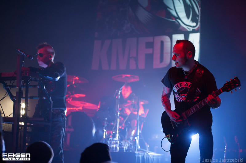 KMFDM - Live in Baltimore, 2013