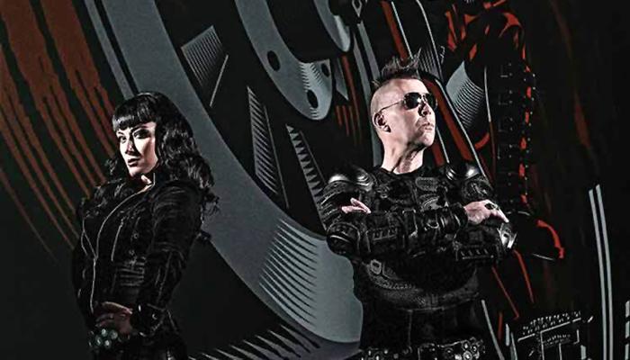 KMFDM 2017