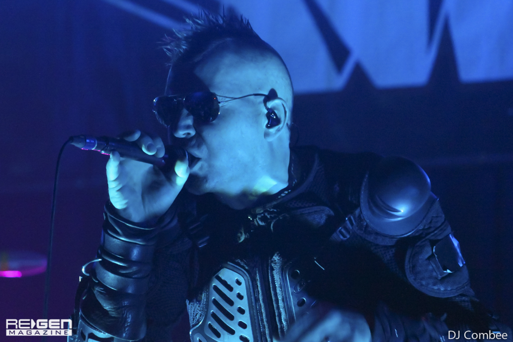 KMFDM - Live in San Francisco, 2013