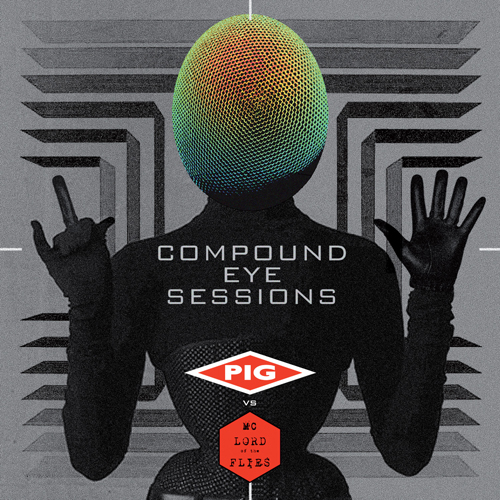 PIG vs. M.C. Lord of the Flies - Compound Eye Sessions