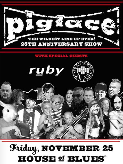 Pigface25Anniversary