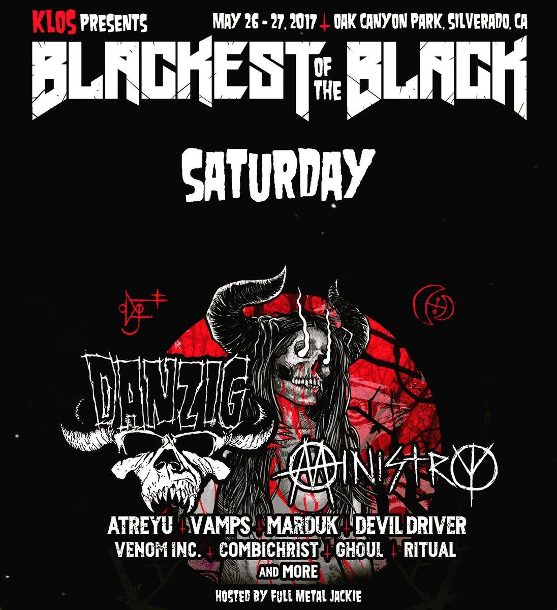 Blackest of the Black - Danzig & MINISTRY