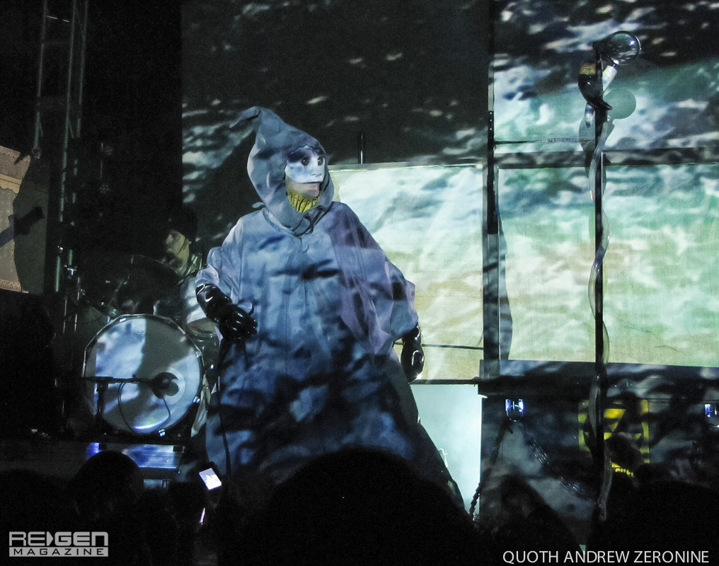 Skinny Puppy - Live in Dallas, 2014
