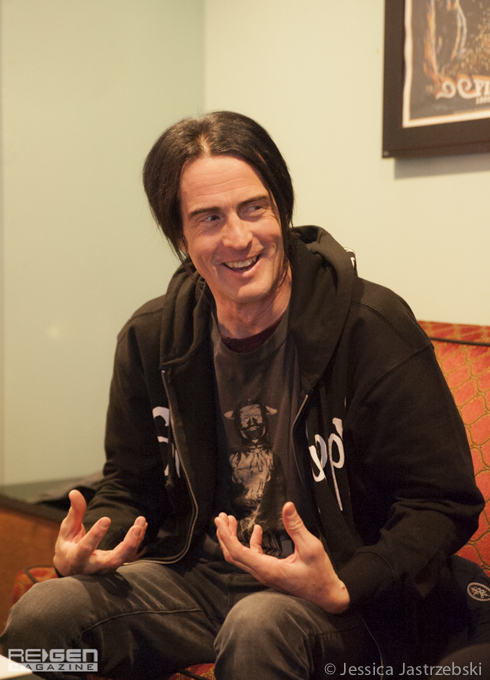 Skinny Puppy InterView: Shapes for Arms – Pt. 20