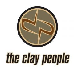 The Clay People Logo 1