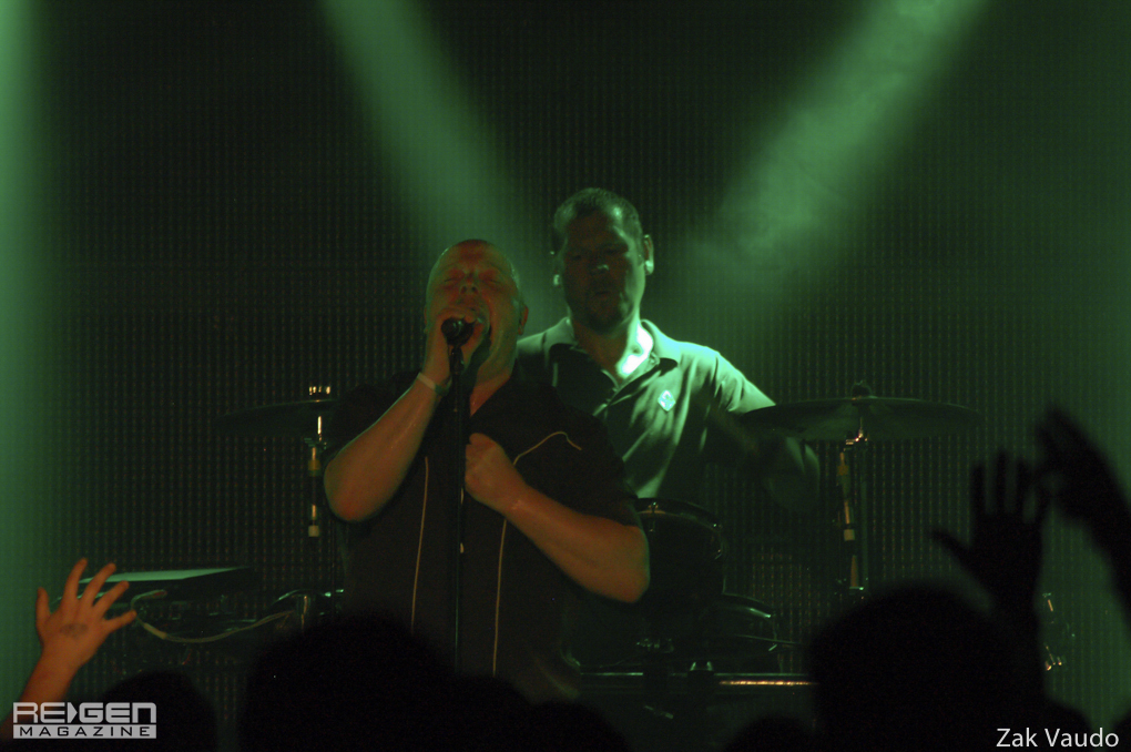 VNV Nation in Atlanta, 2014 by Zak Vaudo