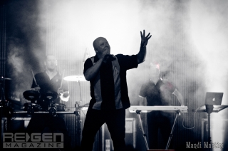 VNV Nation by Mandi Martini