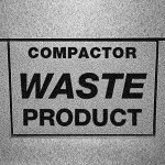Compactor - Waste Product