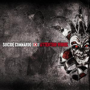 Suicide commando attention whore - 5 10