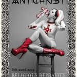 Uberbyte to headline at Club AntiChrist in February 2013