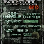 Beyond Therapy Records presents the Florida Underground Industrial Music Festival