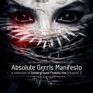 "The Birthday Massacre na coletânia ""Absolute Grrrls Manifesto"" VA_AbsoluteGrrrlsManifesto1"