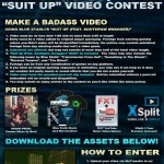 Blue Stahli releases free track, launches video contest