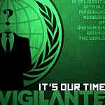 Vigilante to release single in support of Anonymous group