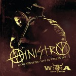 Ministry announces final live DVD