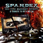 Various Artists - Spandex on the Sunset Strip: A Tribute to '80s Metal