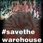 The Warehouse campaign to stay open