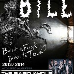 BILE announces second leg of 2013 North American tour