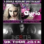 Inertia and Ayria joint-headline U.K. tour