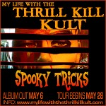 My Life with the Thrill Kill Kult announces album and tour