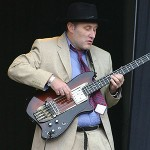 Jah Wobble teams with U.K. Chinese theatre for fusion project