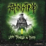 Ministry announces live Paris album in multiple formats