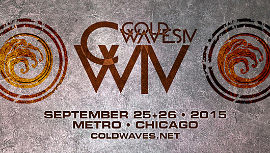 ColdWaves IV band lineup announced!
