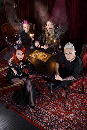 Coal Chamber premieres new lyric video featuring Al Jourgensen