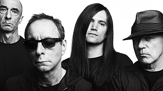 Wire streams upcoming self-titled album, announce festival dates