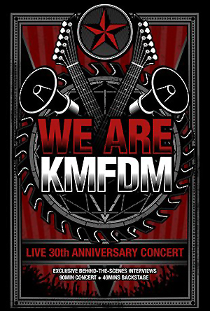 KMFDM - We Are KMFDM DVD