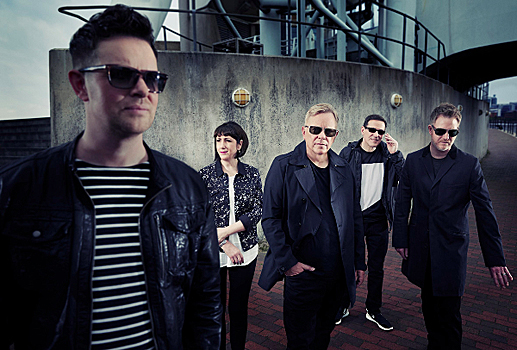 New Order announces first new album since 2005