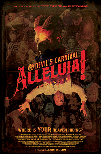 Alleluia! The Devil's Carnival to embark on traveling circus tour