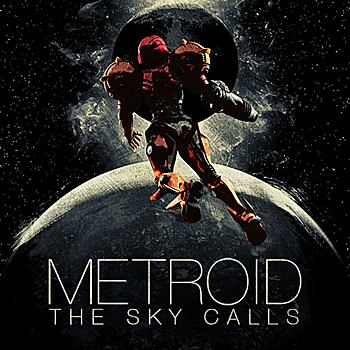Defrag's Jeff Dodson co-produces and copmoses music/sound design for Metroid short