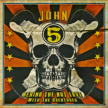 John 5 announces spring tour, new album