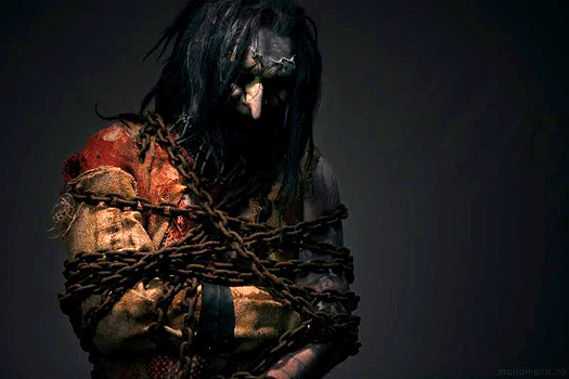 Mortiis revives the mask