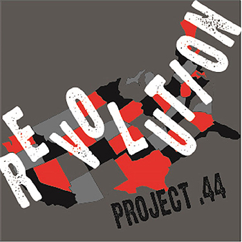 Project .44 - Revolution EP