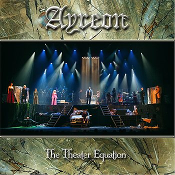 Ayreon theatrical production to receive DVD/Blu-Ray release