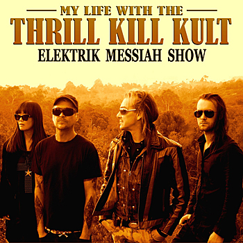 My Life with the Thrill Kill Kult announces East Coast tour dates