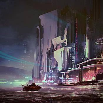 Neon Shudder to release cyberpunk concept album