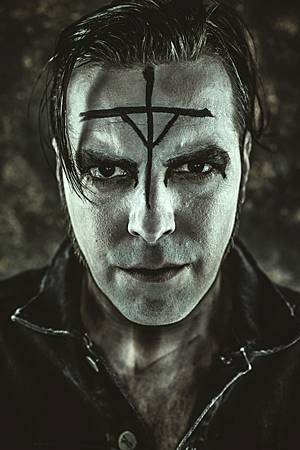 Combichrist guitarist ERIC13 releases solo music video