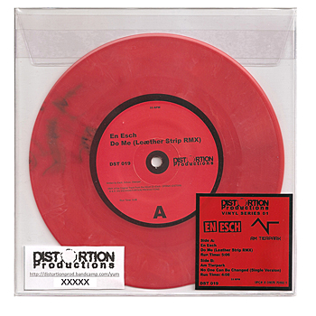 Distortion Productions unveils first vinyl release