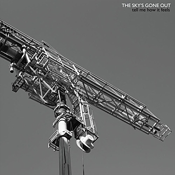 The Sky's Gone Out releases new single, produced by Stephan Groth