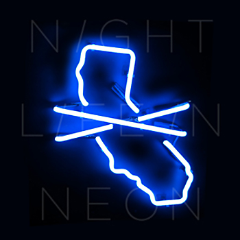 Julien-K - California Noir - Chapter Two: Nightlife in Neon